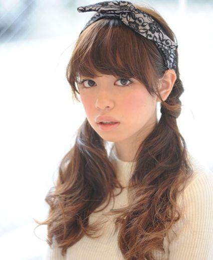 ハーフアップヘア♡  apis_2 - Arrange Hair