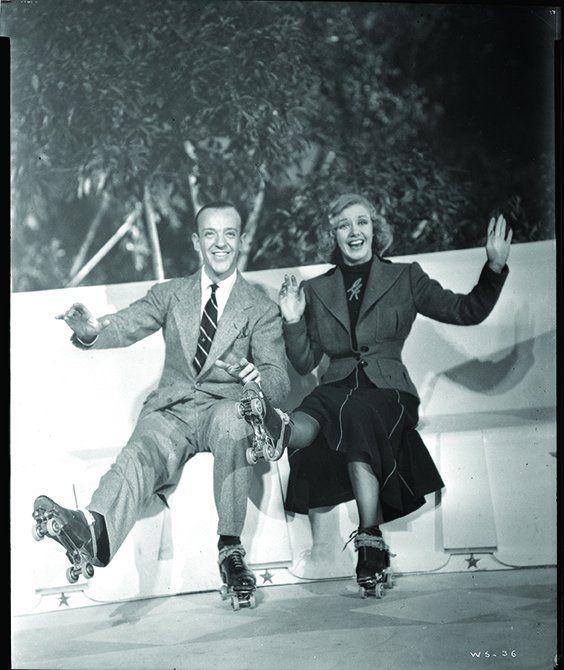 Φρεντ Αστέρ και Τζίντζερ Ρότζερς (30) αυθεντικό vintage: Lot 314