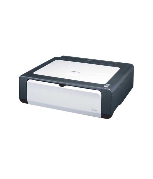 Ricoh Aficio SP 100 Mono Laser Printer, http://www.snapdeal.com/product/ricoh-aficio-sp-100-mono/613158