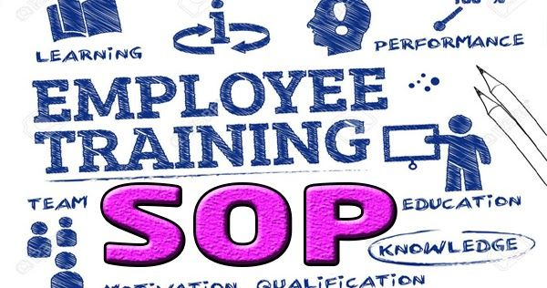 Sop For Employees Training Employee Training Standard Operating