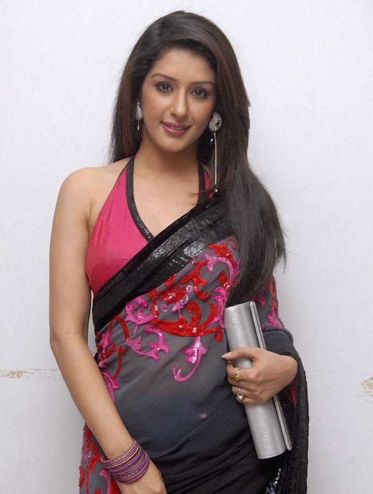 Samiksha Singh  Samiksha Singh  Pinterest  Saree Blouse -8349