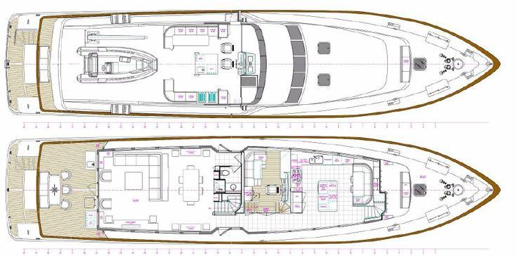 1998 Burger Raised Pilothouse Power Boat For Sale - www.yachtworld.com