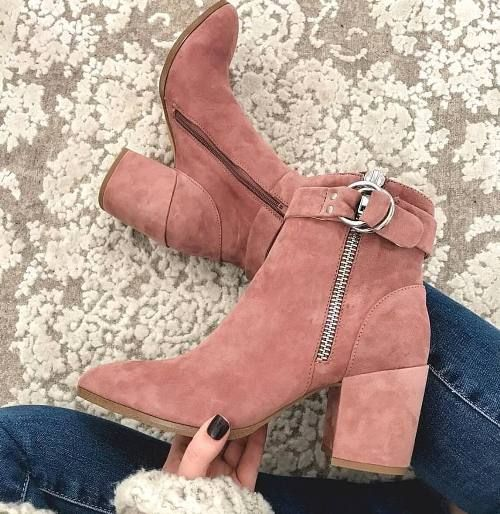 a18dcd4e14 Women ankle boots 2019 – Just Trendy Girls | Shoesssss in 2019 ...