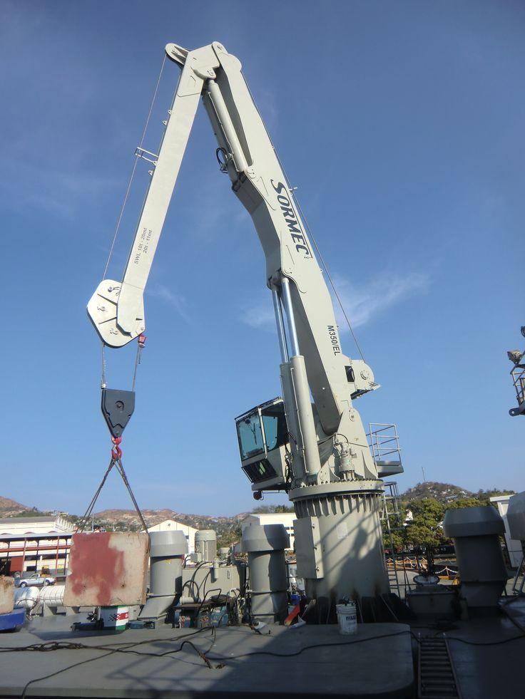 Elbow Boom Crane