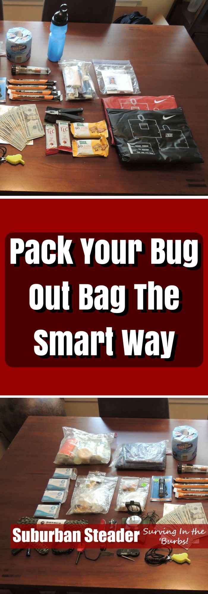 Getting all your gear into your bug out bag can be tricky. Learn how to pack your bug out bag the smart way in this informative post.