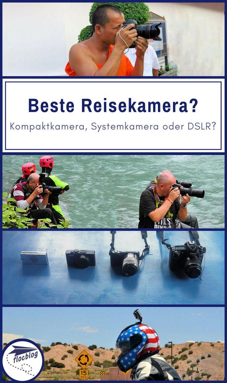 Smartphone-Bilder sind dir nicht gut genug? Welche ist die beste Digitalkamera für Reisen in 2017: Eine leichte Kompaktkamera, eine schwere DSLR oder eine Systemkamera als Mittelding? #Kompaktkamera #DSLR #Systemkamera #Digitalkamera #Reisekamera #Reisefoto #Fotografie #Profikompaktkamera #Edelkompaktkamera #Kameratest #Kameraerfahrung #Bestenliste #Vergleich #Empfehlung #Kaufberatung