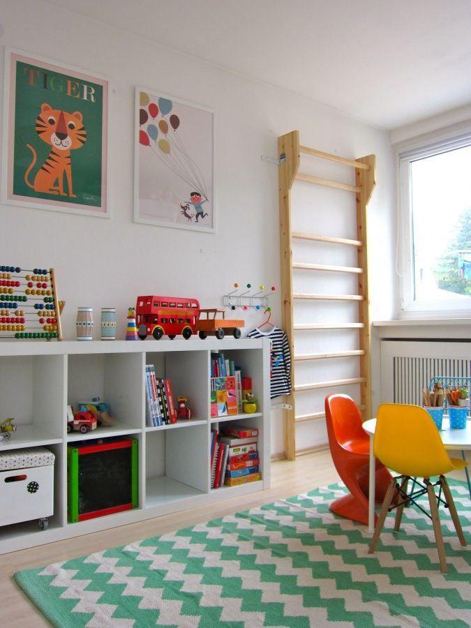 Las claves para un cuarto de jugar habitaci n infantil - Habitaciones infantiles nina ...