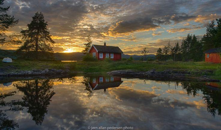 Close to Midnightlight by Jørn Allan Pedersen on 500px