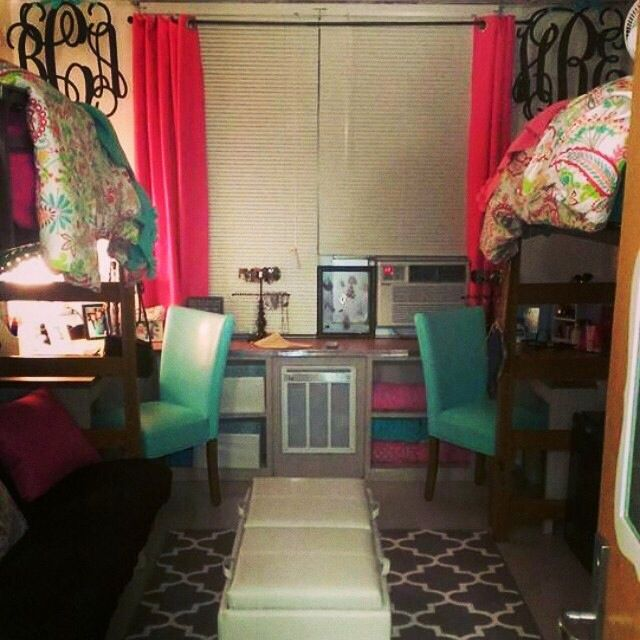 8 best UGA Dorm Room - Creswell - Kathryn K. images on Pinterest ...