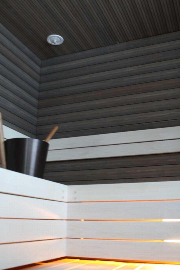 Sisustus - sauna