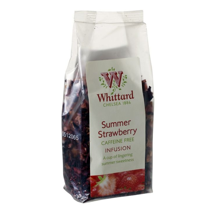 Infusion Vrac Summer Strawberry 125g