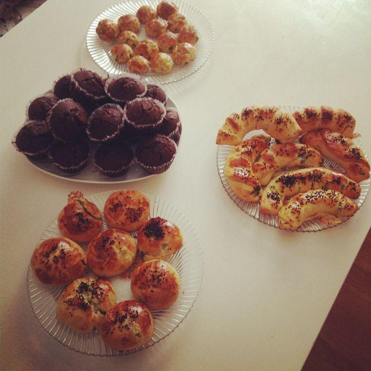 Chocolate dip muffin!!