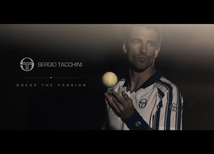 New Spot Sergio Tacchini - Dress the passion