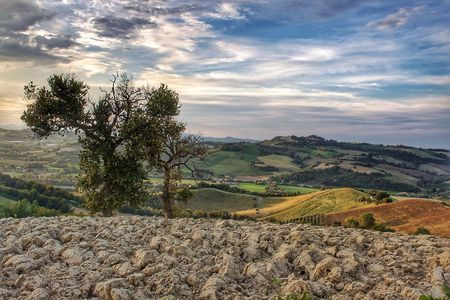 Valle dell'Aso in Southern Le Marche Photo by Mariano Pallottini -- National Geographic Your Shot