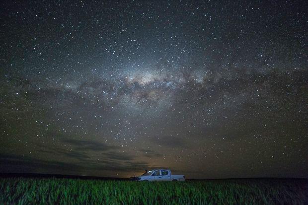 Esperance Sky with Stars