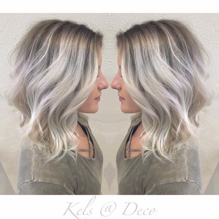 Best 25 Icy Blonde Ideas On Pinterest  Ice Blonde Hair Grey Blonde Hair An