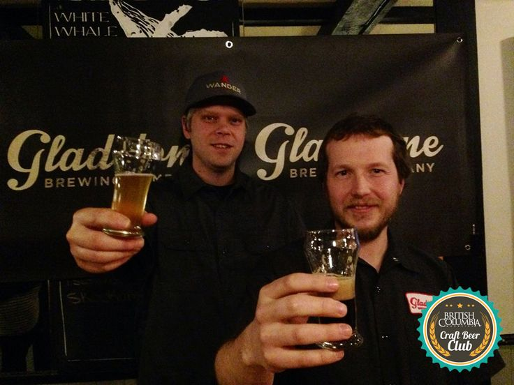 Gladstone Brewing Company, Courtenay, BC, Canada