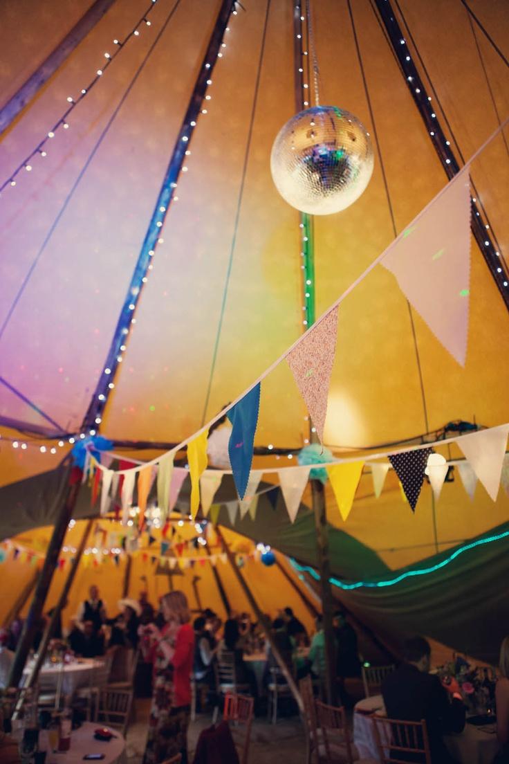 """Glastombecci"" – A Music Festival Wedding: Becci & Tom"