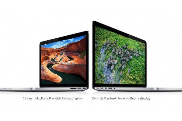 Apple MacBook Pro with Retina