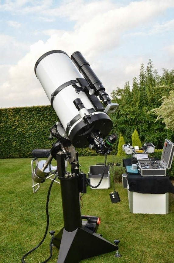 Next generation amateur telescopes