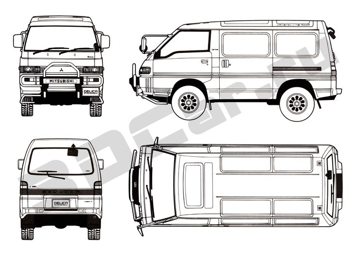 17 Best Images About Delica L300 4wd S On Pinterest Bristol Campers