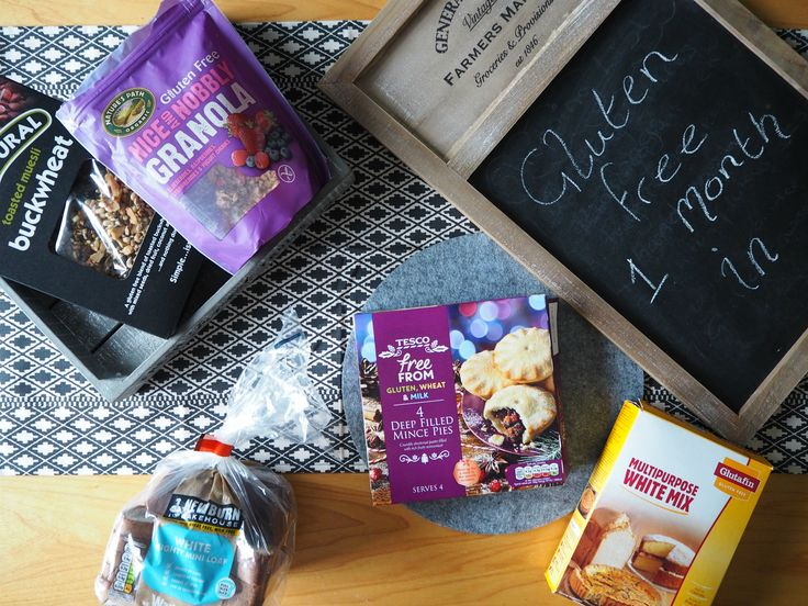 Coeliac Disease & Me: Gluten Free 1 Month In / The Gem Agenda Blog