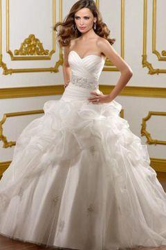 Unique lujoso wedding dresses Venta - BrandPromsDress.com