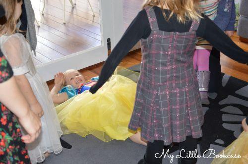 Snow White Party Games