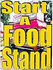 How Do You Start A Food Concession Stand? _ Many of us have the dream and desire to be our own boss. One of the few small businesses left that has lower start up costs & is fully achievable is the food concession business. The purpose of this guide is to show where you where you can find the information you need for the right decisions. Can you Make $50,000, $100,00? Yes, You can, but you can also lose your shirt if you do not do your start-up with purpose & a good idea/business plan.