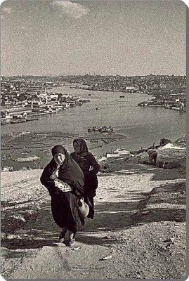 1974 Eyüp Tepesi'nden Altın Boynuz