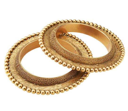 gold bangle design, designer gold bangle