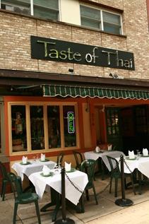 Taste Of Thai Voted Best Asian Food In Ithaca 2010