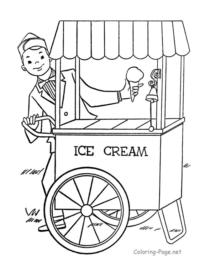 25 Unique Ice Cream Coloring Pages Ideas On Pinterest