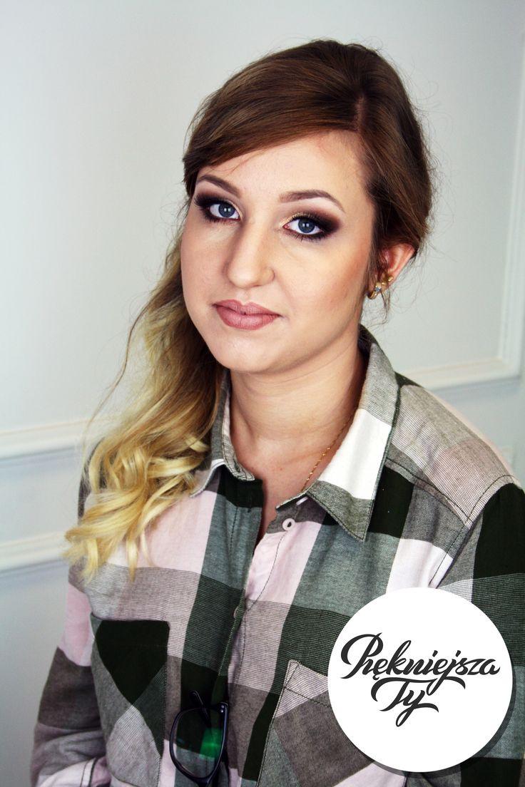 #makijaz #makeup #beauty #wizaż #piekniejszaty #umaluj sie #skierniewice