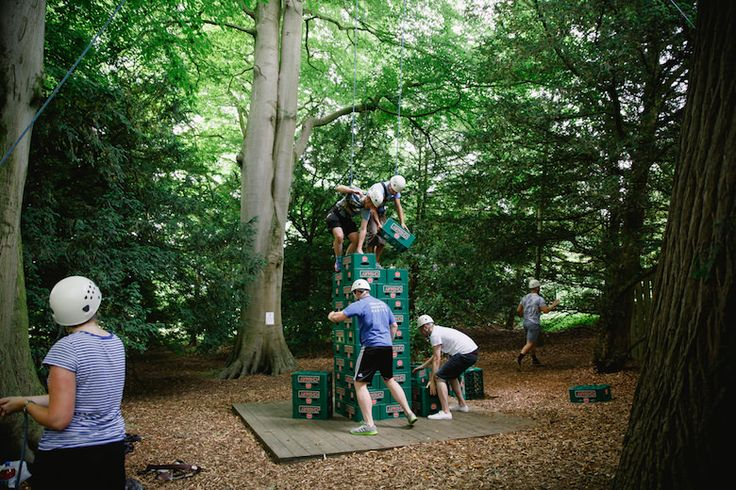 Team building Harrogate