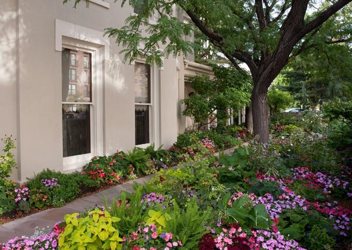 45 best Temple Square Gardens images on Pinterest | Lds temples ...