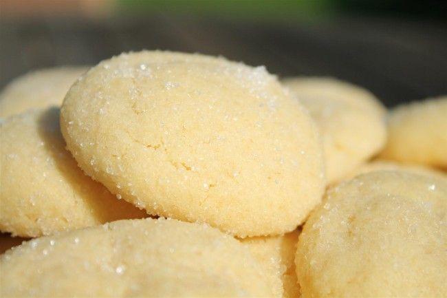 Sugar cookie - amerikai cukros süti