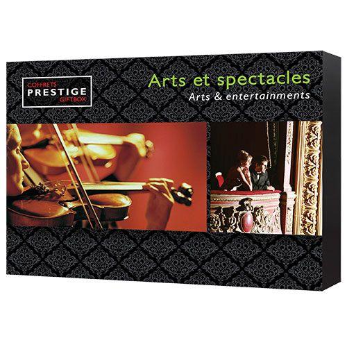 Coffrets Prestige : Arts et spectacles | Idée Cadeau Québec http://www.ideecadeauquebec.com/coffrets-prestige-arts-et-spectacles/