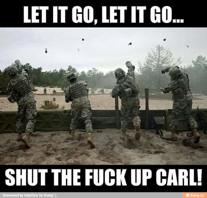 c1dc9513e3bf62fa11b0f5794480de8b military love funny military 10 best carl images on pinterest carl meme, funny pics and funny