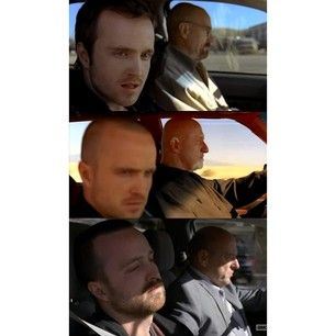 "Jesse and his various chauffeurs. | 16 Amazing Details You Might Have Missed In The Final Season Of ""Breaking Bad"""