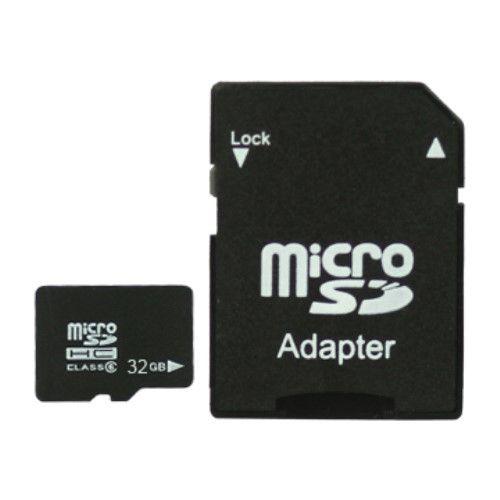 MicroSD geheugenkaart 64 GB (SDHC)