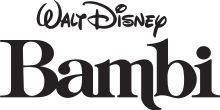 Bambi Logo Disney - Eva Rubiano, críticas de cine de animación