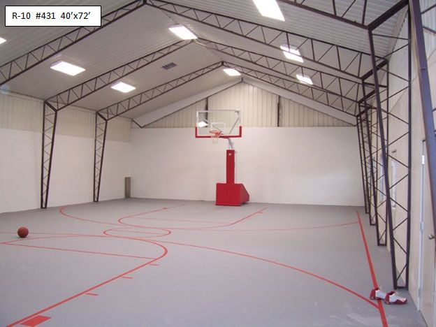 Best home basketball courts images on pinterest gym