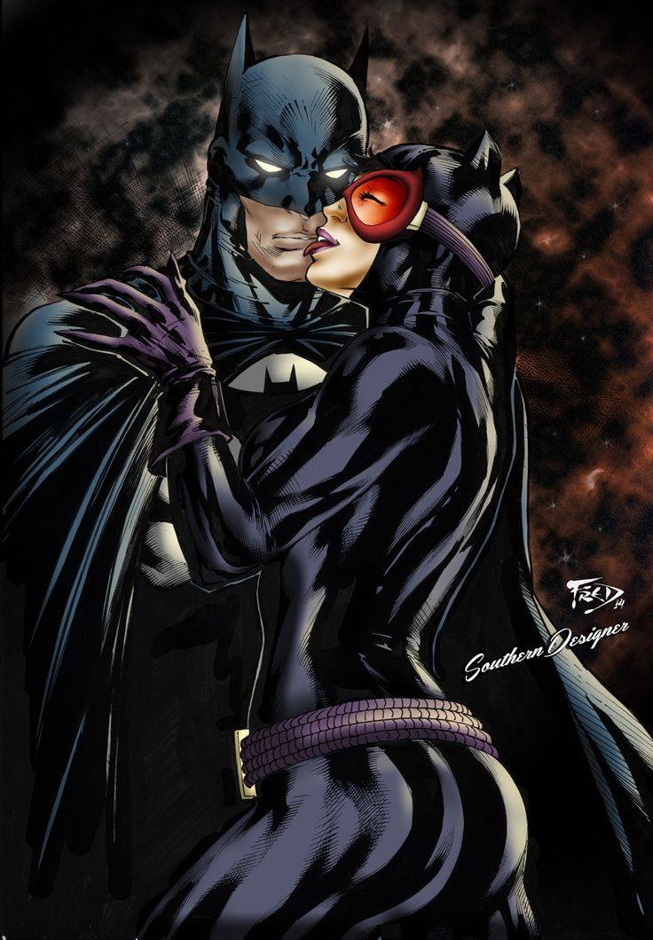 379 best CatWoman & Batman (Selina and Bruce) images on ...