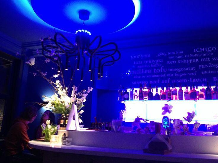 KING GEORGE in Sushi Bar