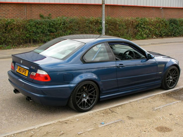 Blue M3 with black oems - photo request - The M3cutters - UK BMW M3 Group Forum
