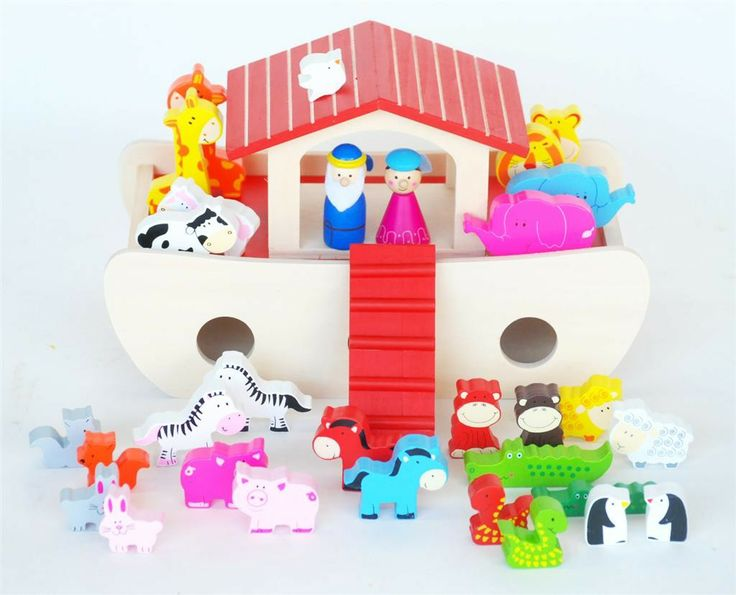 The 84 best easter gift ideas images on pinterest easter gift wooden noahs ark 599 aud free delivery red wrappings noah arkeaster giftfree negle Gallery