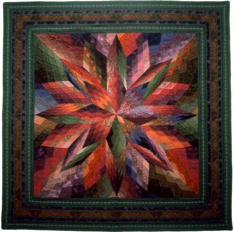 Jinny Beyer Quilt Quot Sundance Quot A Quilter Fabric Designer