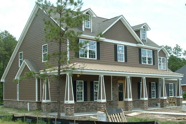 Pics of lp siding lp smartside siding vinyl soffit and for Engineered wood siding colors