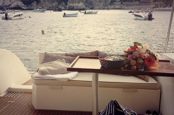 SEACODE 35 powerboat for speed lovers in #Taormina #Sicily